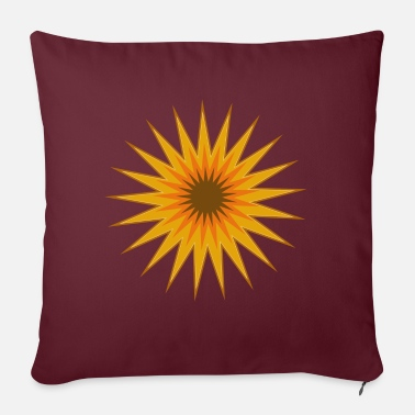 Sun Sun, sun - Sofa pillow with filling 45cm x 45cm