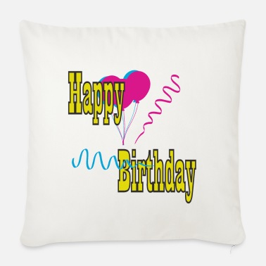 B Day B-day - Sofa pillow with filling 45cm x 45cm