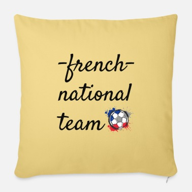 National Team French national team - Sofa pillow with filling 45cm x 45cm