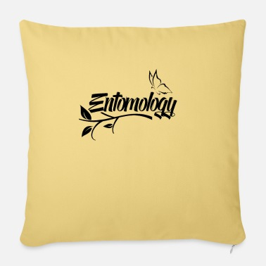 Best Of Entomology Entomologist Entomologist - Sofa pillow with filling 45cm x 45cm