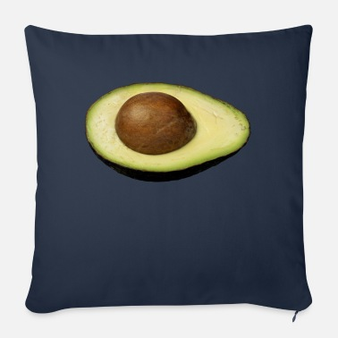 Eddart Real Photo Trendy AVOCADO - Sofakissen mit Füllung 44 x 44 cm
