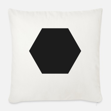 Polygon Polygon - Sofa pillow with filling 45cm x 45cm