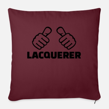 Lacquerer Lacquerer - Sofa pillow with filling 45cm x 45cm