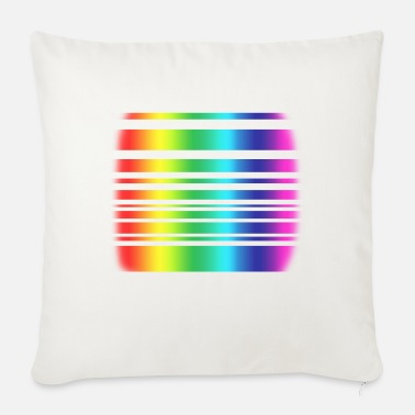 Rainbow Rainbow - Sofa pillow with filling 45cm x 45cm