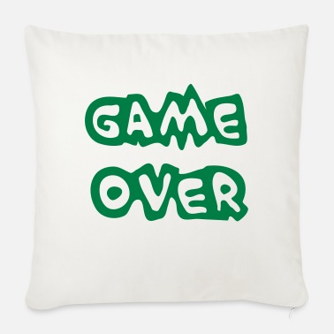 Game Over Game Over - Coussin et housse de 45 x 45 cm