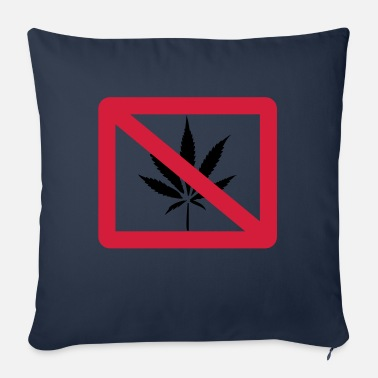 Drugs No Drugs - Sofa pillow with filling 45cm x 45cm