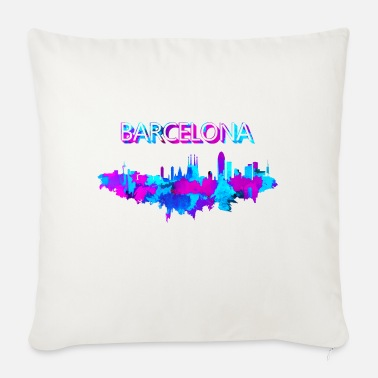Barcelona Barcelona - Sofa pillow with filling 45cm x 45cm