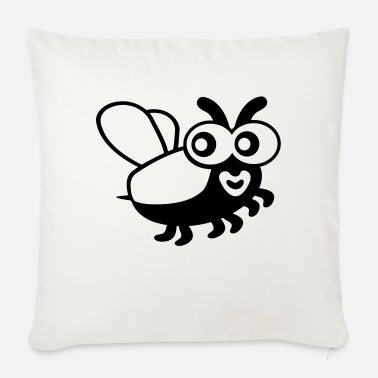 Bug Bug - Sofa pillow with filling 45cm x 45cm