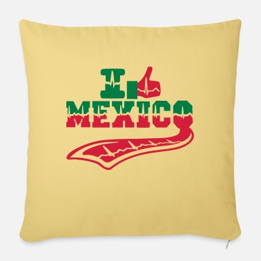 Mexico MEXICO - Sofa pillow with filling 45cm x 45cm