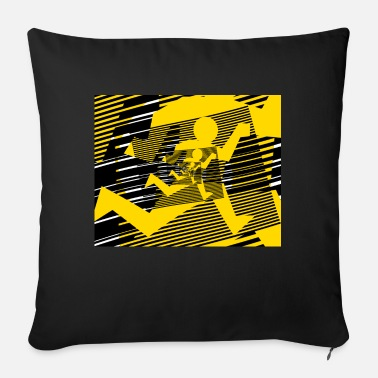 Running Run, run, run - Sofa pillow with filling 45cm x 45cm