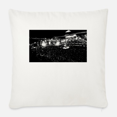 Concert concert - Sofa pillow with filling 45cm x 45cm