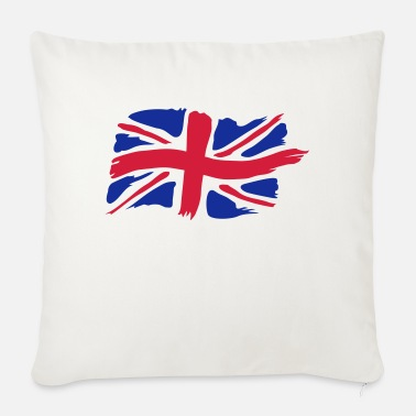 unionjackbrush - Sofa pillow with filling 45cm x 45cm