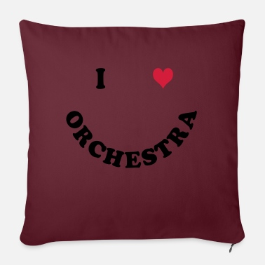 Orchestra orchestra - Sofa pillow with filling 45cm x 45cm