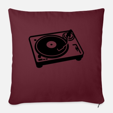 Turntable Turntable - Sofa pillow with filling 45cm x 45cm