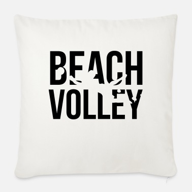 Volley beach volley - Sofa pillow with filling 45cm x 45cm
