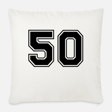 50s 50 - Sofa pillow with filling 45cm x 45cm