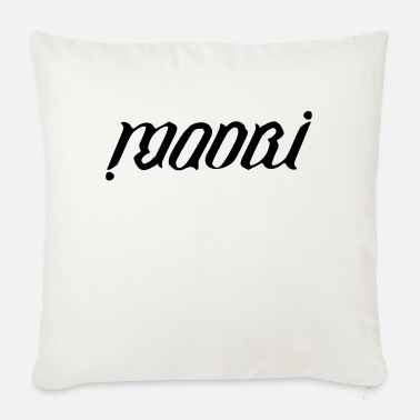 Maori maori - Sofa pillow with filling 45cm x 45cm