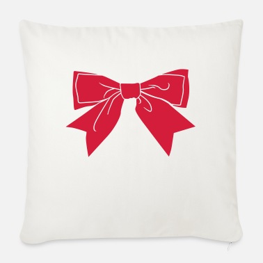 Ribbons ribbon - Sofa pillow with filling 45cm x 45cm