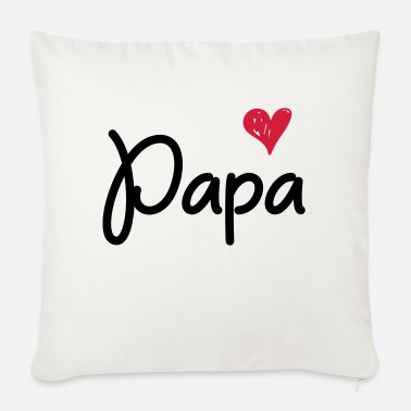 Papa Papa - For the papa - Sofa pillow with filling 45cm x 45cm
