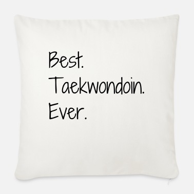 Tae Kwon Do Taekwondo Taekwondoin Tae-Kwon-Do Tae Kwon Do - Sofa pillow with filling 45cm x 45cm