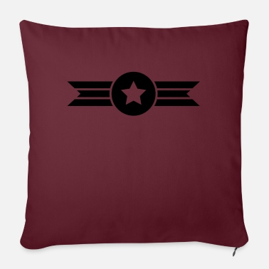 flying star - Sofa pillow with filling 45cm x 45cm
