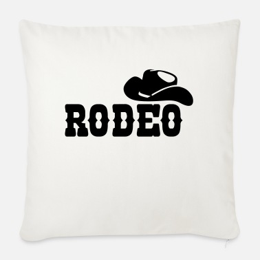 Rodeo rodeo - Sofa pillow with filling 45cm x 45cm