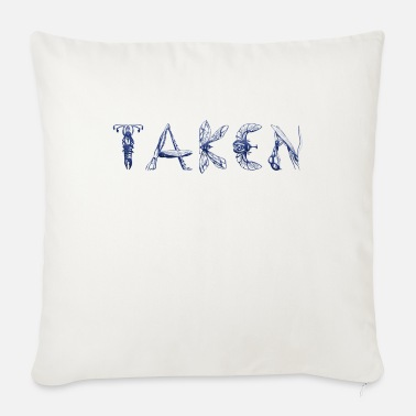 Task Tasks Collection - Sofa pillow with filling 45cm x 45cm