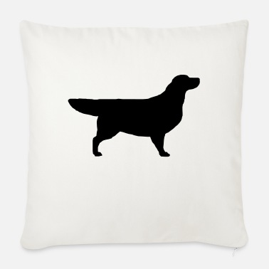 Golden Retriever golden retriever - Sofa pillow with filling 45cm x 45cm