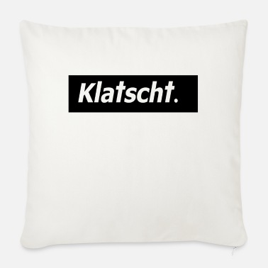 Clap Claps. - Sofa pillow with filling 45cm x 45cm
