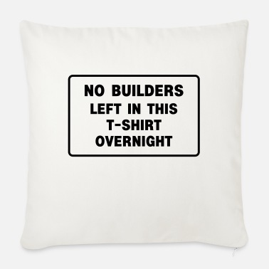 builders - Sofa pillow with filling 45cm x 45cm
