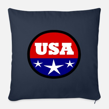 Use United States - Sofa pillow with filling 45cm x 45cm
