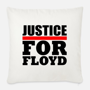 Floyd Justice For Floyd - Sofa pillow with filling 45cm x 45cm