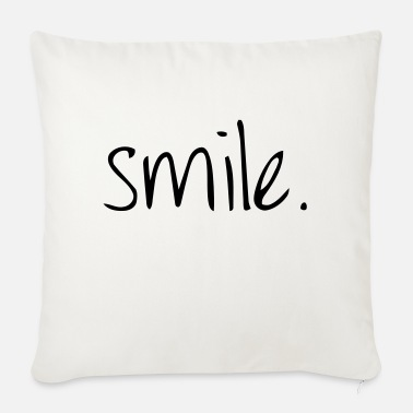Laugh Laugh - Sofa pillow with filling 45cm x 45cm
