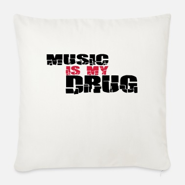 Music Lover music lover - Sofa pillow with filling 45cm x 45cm
