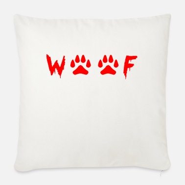 Paw https://www.abilis.de/ - Sofa pillow with filling 45cm x 45cm