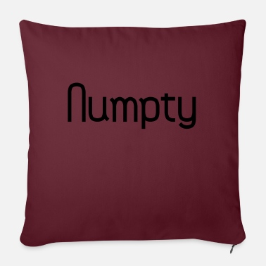 Numpty Numpty - Sofa pillow with filling 45cm x 45cm