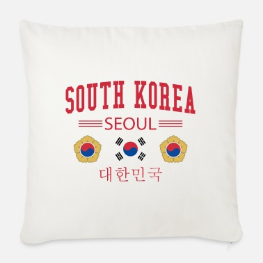 South Korea South Korea - Sofa pillow with filling 45cm x 45cm