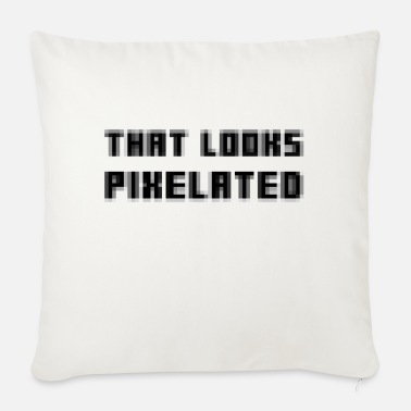 Pixel Pixelated - Sofa pillow with filling 45cm x 45cm
