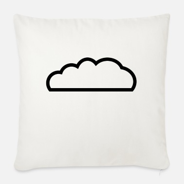 Cloud Cloud / cloud - Sofa pillow with filling 45cm x 45cm