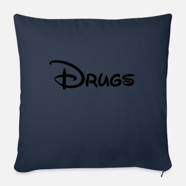 Drugs Drugs - Sofa pillow with filling 45cm x 45cm