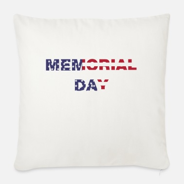 Memorial Day Memorial Day, Memorial Day - Sofa pillow with filling 45cm x 45cm