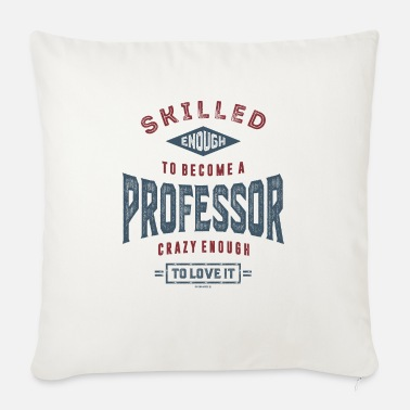 Professor Professor - Sofa pillow with filling 45cm x 45cm