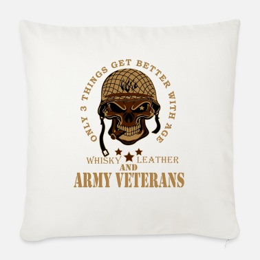 Army Army Veteran - Sofa pillow with filling 45cm x 45cm