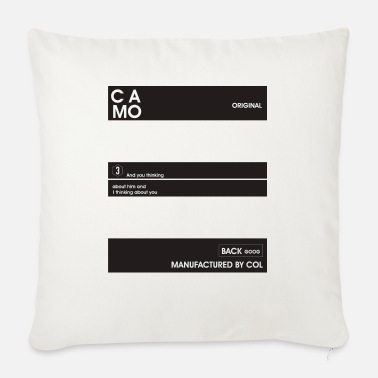 Picture picture - Sofa pillow with filling 45cm x 45cm