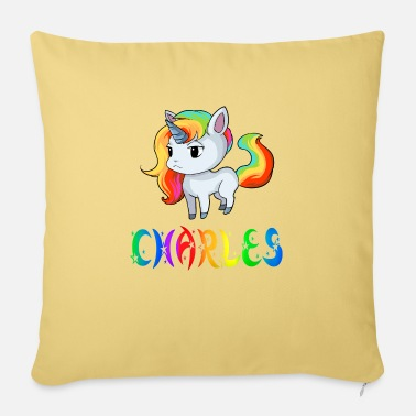 Charles Unicorn Charles - Sofa pillow with filling 45cm x 45cm