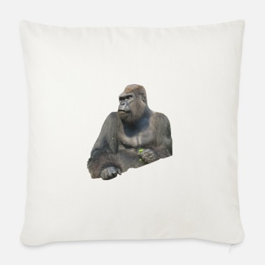 Gorilla Gorilla - Sofa pillow with filling 45cm x 45cm