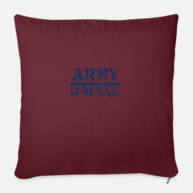Veterans Veteran veteran veteran veteran - Sofa pillow with filling 45cm x 45cm