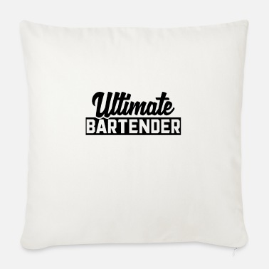 Bartender Bartender Bartender Bartender Bartender - Sofa pillow with filling 45cm x 45cm