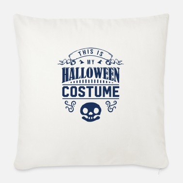 Halloween Halloween Halloween Halloween Halloween - Sofa pillow with filling 45cm x 45cm