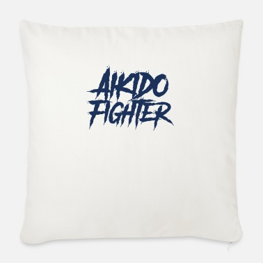 Aikido Aikido Aikido Aikido Aikido - Sofa pillow with filling 45cm x 45cm